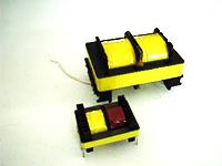 ドライブトランス メイントランス用 低リーケージタイプ 形状EE サイズ EE 40×2, EE 22×2
