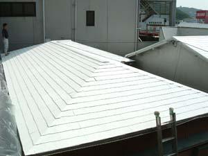 屋根の遮熱
