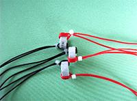 フェライトコアベースに 多目的用途に対応した ノイズフィルター 形状TR トロイダル