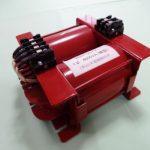 WBトランス4000VA 入力200V、220V 出力100V 40A (横型)