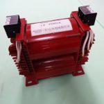 WBトランス2500VA 入力200V、220V 出力100V 110U (立形)