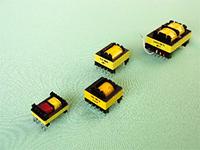 メイントランス用 メイントランス用 低リーケージタイプ 形状EER,EDT サイズ EI 40×2, EI 22×2 EER 28L,EER 28