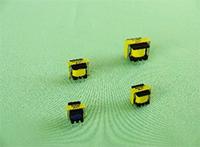パーマロイコアタイプ マッチングトランス用 形状EI サイズ EI 24,EI 19,EI 16,EI 12.5